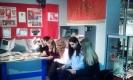 интерактивная зона «Красный День календаря». Музей истории и культуры города Новополоцка. г. Новополоцк, 2017 г.